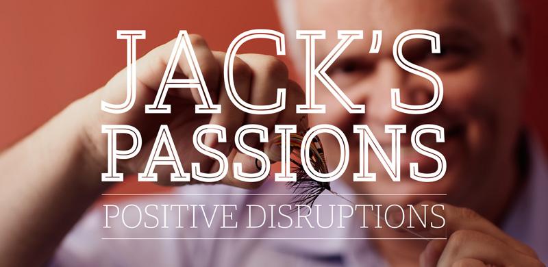Positive Disruptions